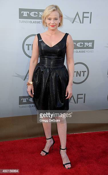 Actress Samantha Mathis arrives at the 2014 AFI Life Achievement Award Gala Tribute at Dolby Theatre on June 5 2014 in Hollywood California