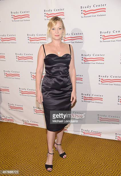 Actress Samantha Mathis attends the Brady Center Bear Awards 2014 on October 22 2014 in New York City