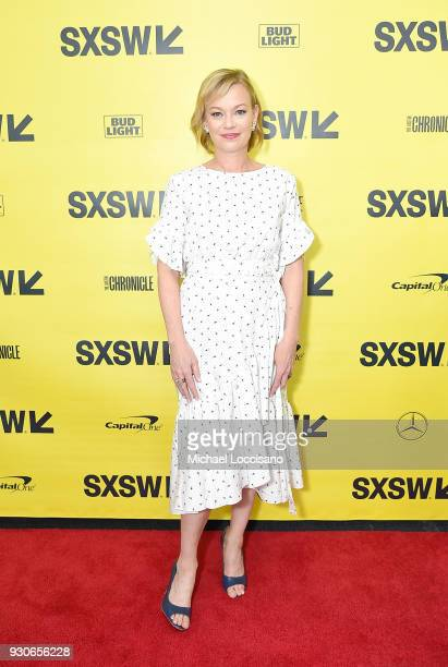 Actress Samantha Mathis attends the You Can Choose Your Family premiere during the 2018 SXSW Conference and Festivals at ZACH Theatre on March 11...
