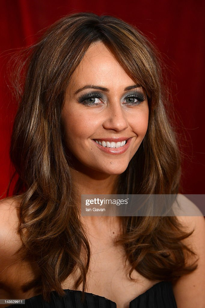 Actress Samia Smith attends The 2012 British Soap Awards at ITV Studios on April 28, 2012 in London, England.