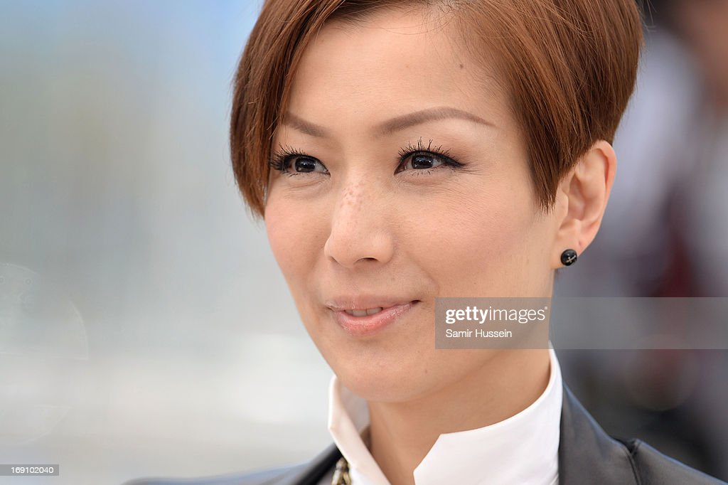 Actress Sammi Cheng attends the photocall for 'Blind Detective' during The 66th Annual Cannes Film Festival at Palais des Festivals on May 20, 2013 in Cannes, France.