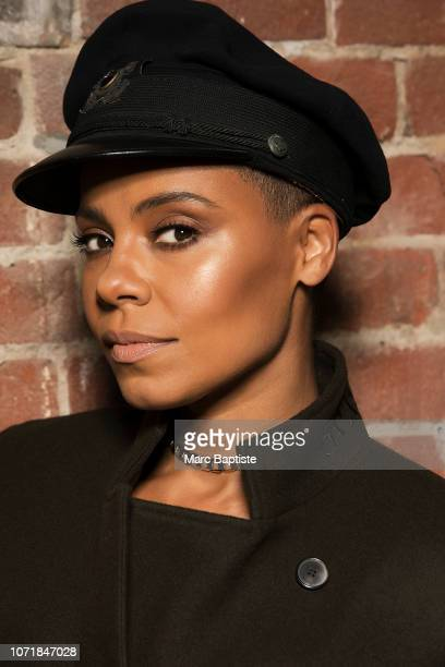 Actress Sanaa Lathan is photographed for AfroStyle Magazine on October 22 2017 in New York City PUBLISHED IMAGE
