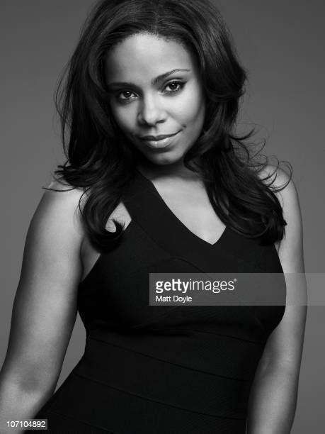 Actress Sanaa Lathan is photographed for Complex Magazine