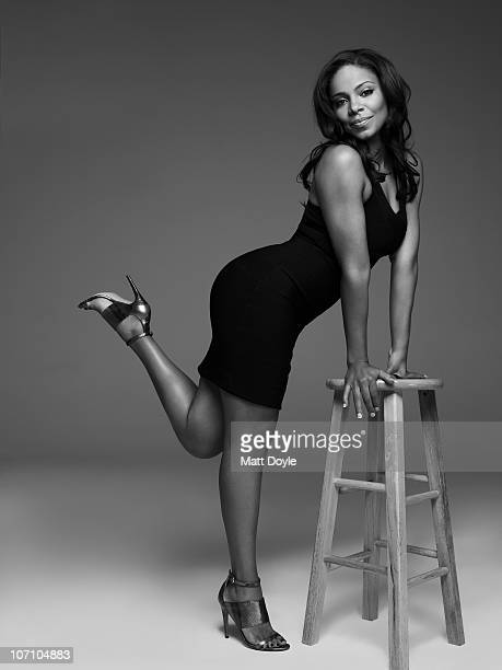 Actress Sanaa Lathan is photographed for Complex Magazine. PUBLISHED IMAGE.