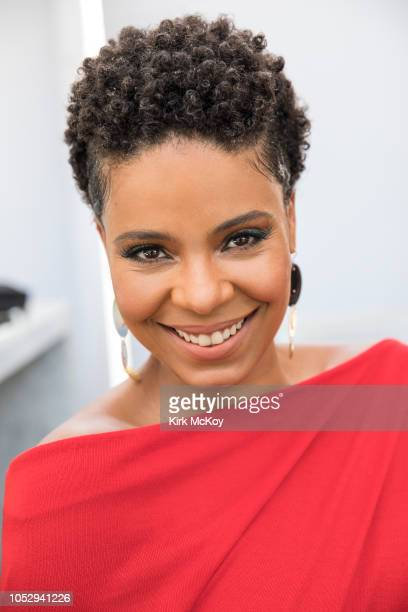 Actress Sanaa Lathan is photographed for Los Angeles Times on September 11 2018 in Los Angeles California PUBLISHED IMAGE CREDIT MUST READ Kirk...
