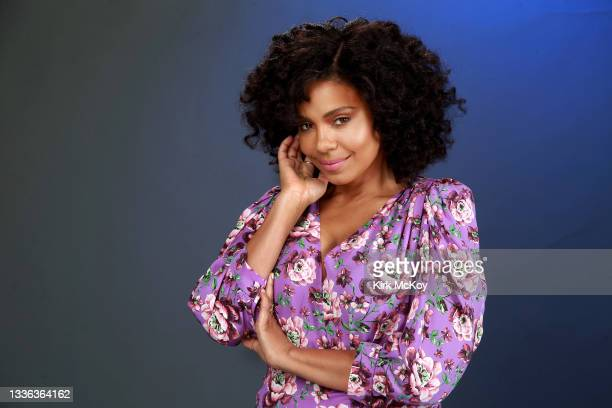 Actress Sanaa Lathan is photographed for Los Angeles Times on May 14, 2019 in El Segundo, California. PUBLISHED IMAGE. CREDIT MUST READ: Kirk...