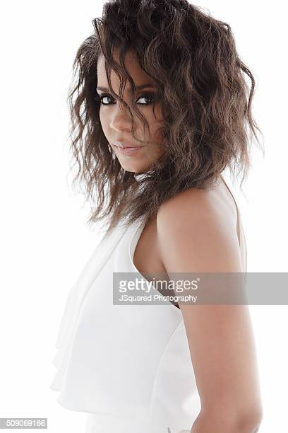 Actress Sanaa Lathan is photographed for Today's Black Woman on June 9 2015 in Los Angeles California PUBLISHED IMAGE