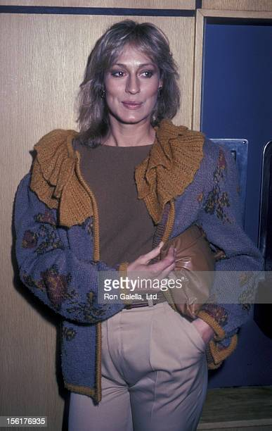 Actress Sandahl Bergman attends the 'Murder Me Murder You' West Hollywood Premiere on April 6 1983 at DGA Theatre in West Hollywood California