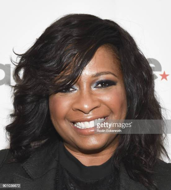 Actress Sandi McCree attends ZBS Backstage Present The Wonder Women of Hollywood at Zak Barnett Studios on January 3 2018 in Los Angeles California
