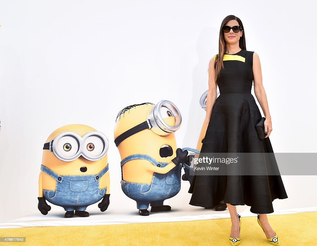 "Premiere Of Universal Pictures And Illumination Entertainment's ""Minions"" - Red Carpet"