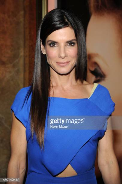Actress Sandra Bullock attends the 2014 AFI Life Achievement Award A Tribute to Jane Fonda at the Dolby Theatre on June 5 2014 in Hollywood...