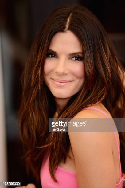 Actress Sandra Bullock attends the 'Gravity' photocall during the 70th Venice International Film Festival at the Palazzo del Casino on August 28 2013...