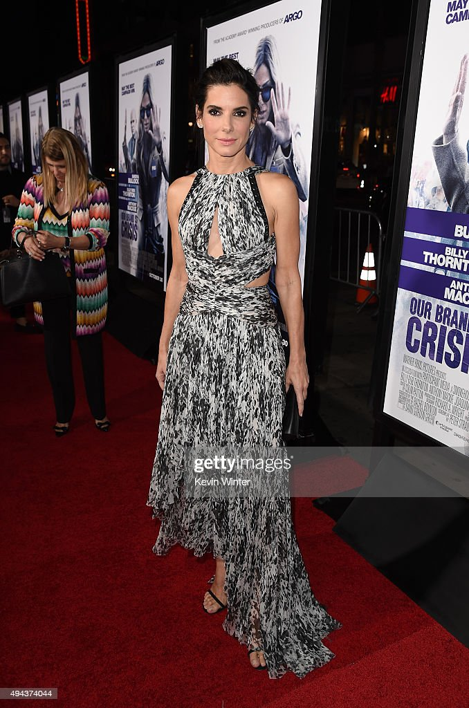 "Premiere Of Warner Bros. Pictures' ""Our Brand Is Crisis"" - Red Carpet"