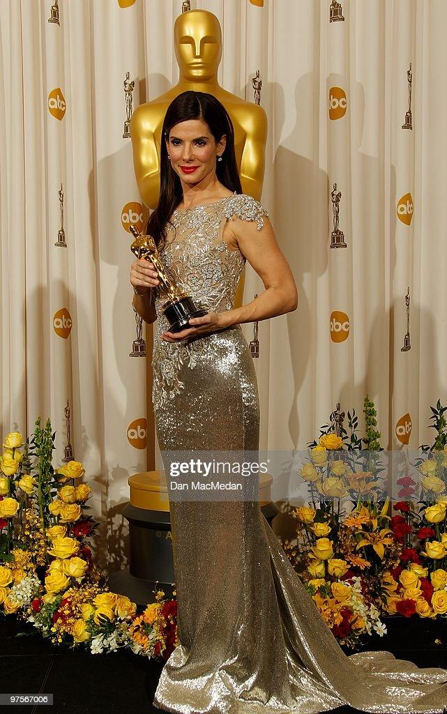 82nd Annual Academy Awards - Press Room : News Photo