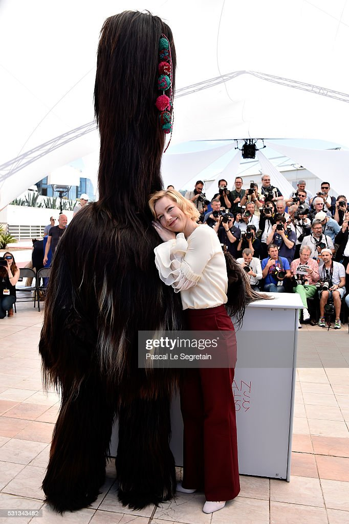 """Toni Erdmann"" Photocall - The 69th Annual Cannes Film Festival"