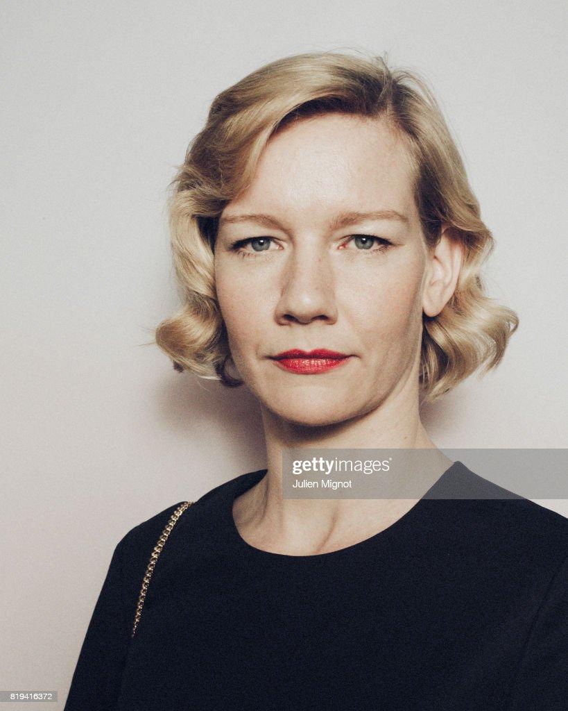 Cannes Film Festival Portraits, Grazia France Magazine, May 2016