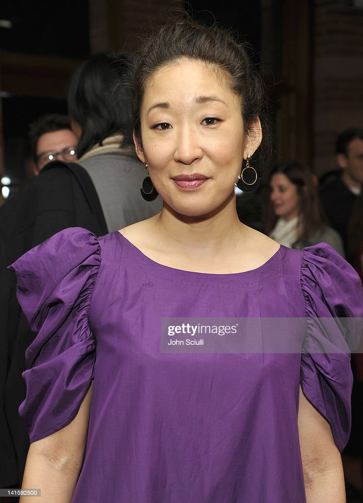 Actress Sandra Oh Attends Greys Anatomy The Songs Beneath The Show