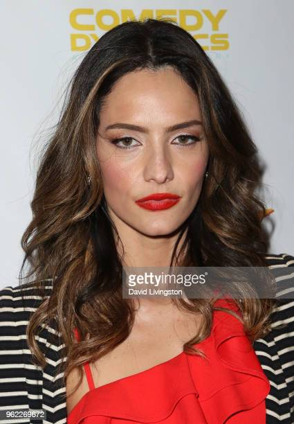 Actress Sandra Vergara attends the premiere of Comedy Dynamics' The Fury of the Fist and the Golden Fleece at Laemmle's Music Hall 3 on May 24 2018...