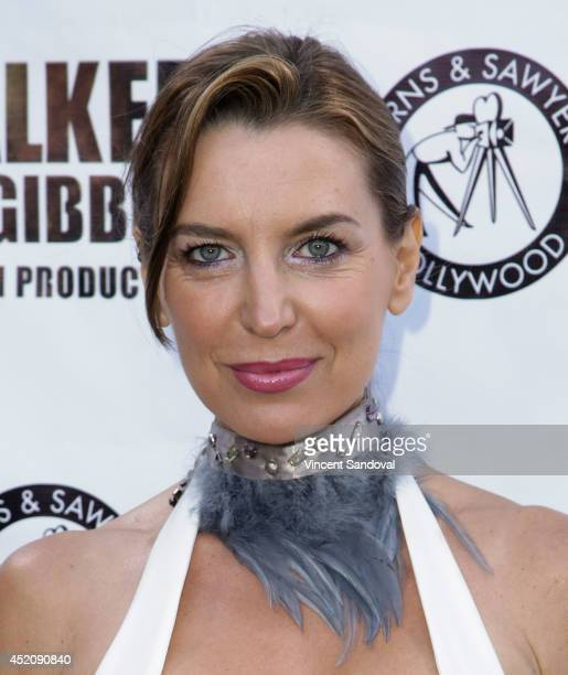 Actress Sandra Vidal attends the 2014 Etheria Film Night at American Cinematheque's Egyptian Theatre on July 12 2014 in Hollywood California