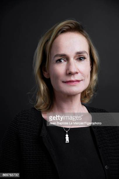 Actress Sandrine Bonnaire is photographed for Madame Figaro on September 15 2017 at the Toronto Film Festival in Toronto Ontario PUBLISHED IMAGE...