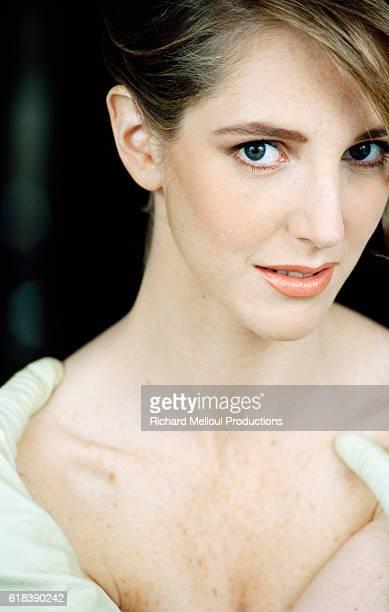 Actress Sandrine Kiberlain