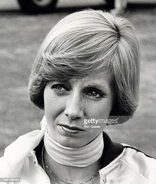 Actress Sandy Duncan attending First Annual Rock N Roll Sports Classics on March 10 1978 at the University of California in Irvine California