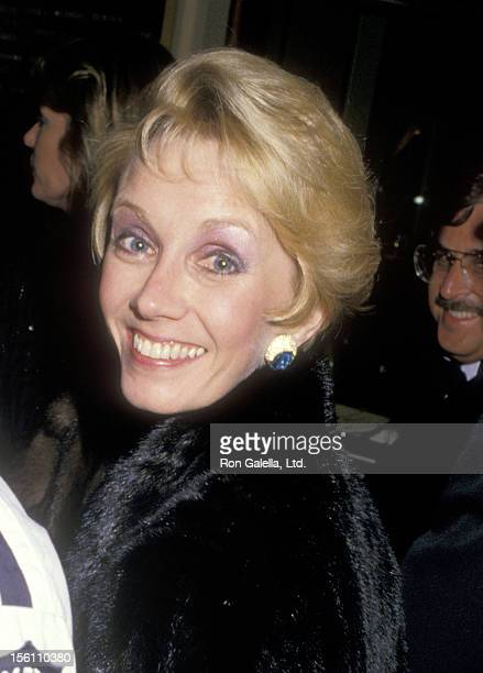 Actress Sandy Duncan attends the Fifth Annual American Cinema Awards on January 30 1988 at Beverly Hilton Hotel in Beverly Hills California