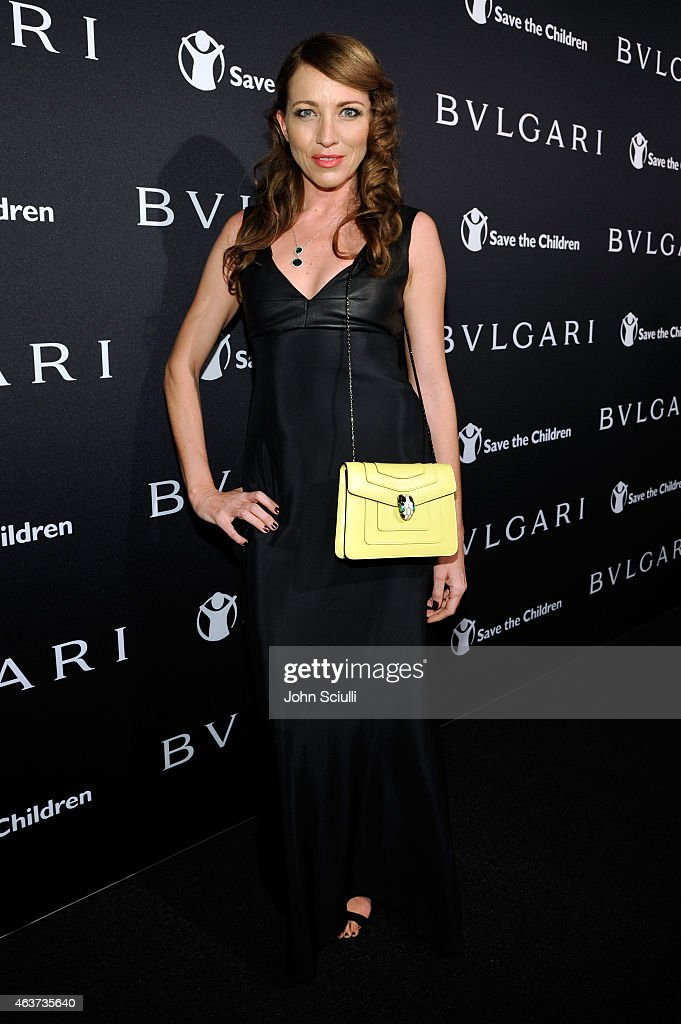 BVLGARI And Save The Children STOP. THINK. GIVE. Pre-Oscar Event - Red Carpet