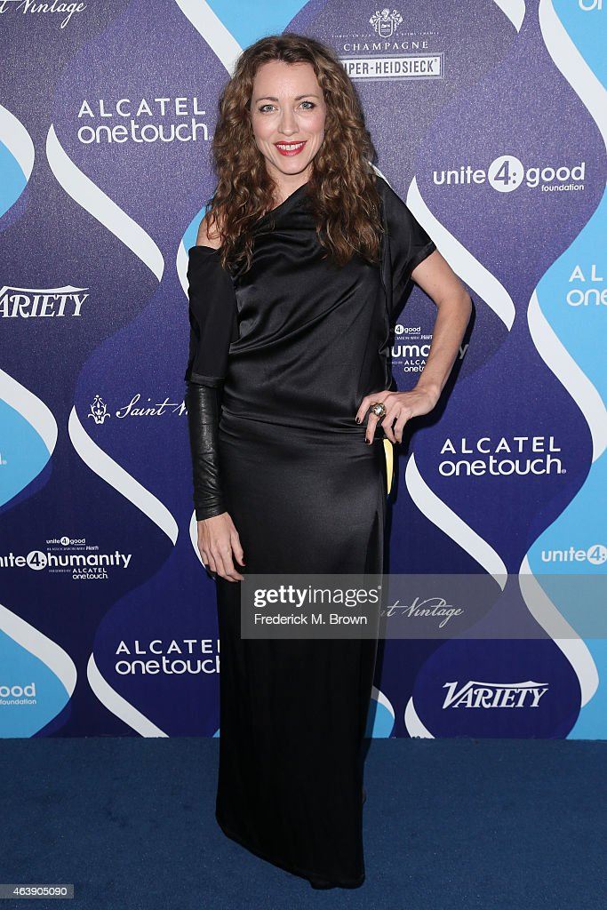 2nd Annual unite4:humanity Presented By ALCATEL ONETOUCH - Arrivals