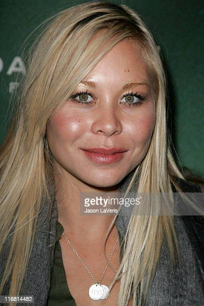 """Actress Sanoe Lake attends a screening of """"Half-Life"""" during 2008 Sundance Film Festival at Holiday Village Cinema III on January 19, 2008 in Park..."""