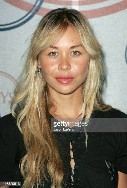 Actress Sanoe Lake attends the 2008 ESPY's Giant Event at J Bar and Lounge on July 15, 2008 in Los Angeles, California.