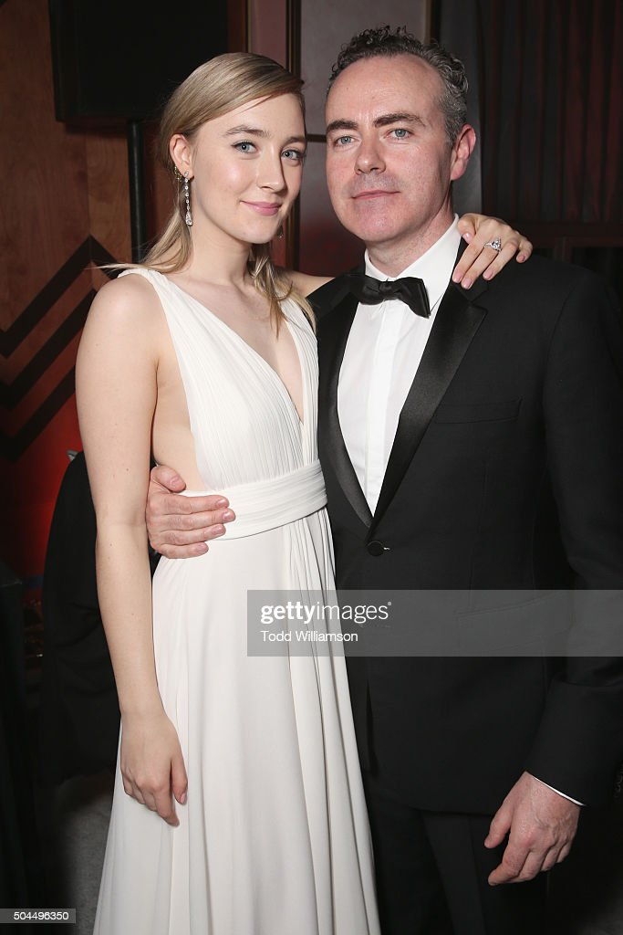 FOX Golden Globes Awards Party 2016 Sponsored By American Airlines : News Photo