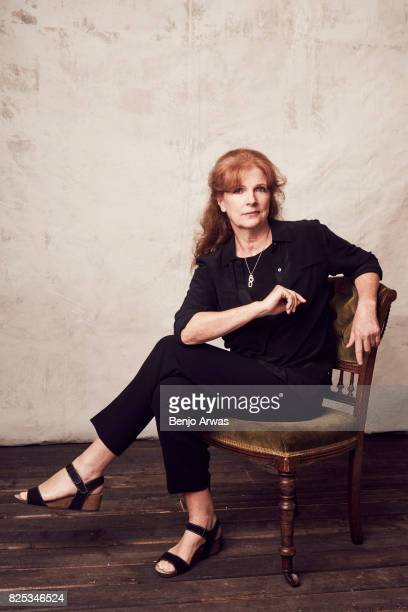 Actress Sara Botsford of PBS's 'Anne of Green Gables The Good Stars' poses for a portrait during the 2017 Summer Television Critics Association Press...
