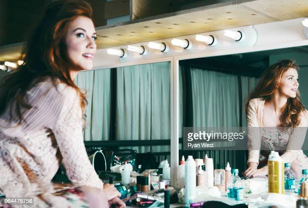 Actress Sara Canning is photographed for Impress Magazine in June 2013 in Vancouver British Columbia PUBLISHED IMAGE
