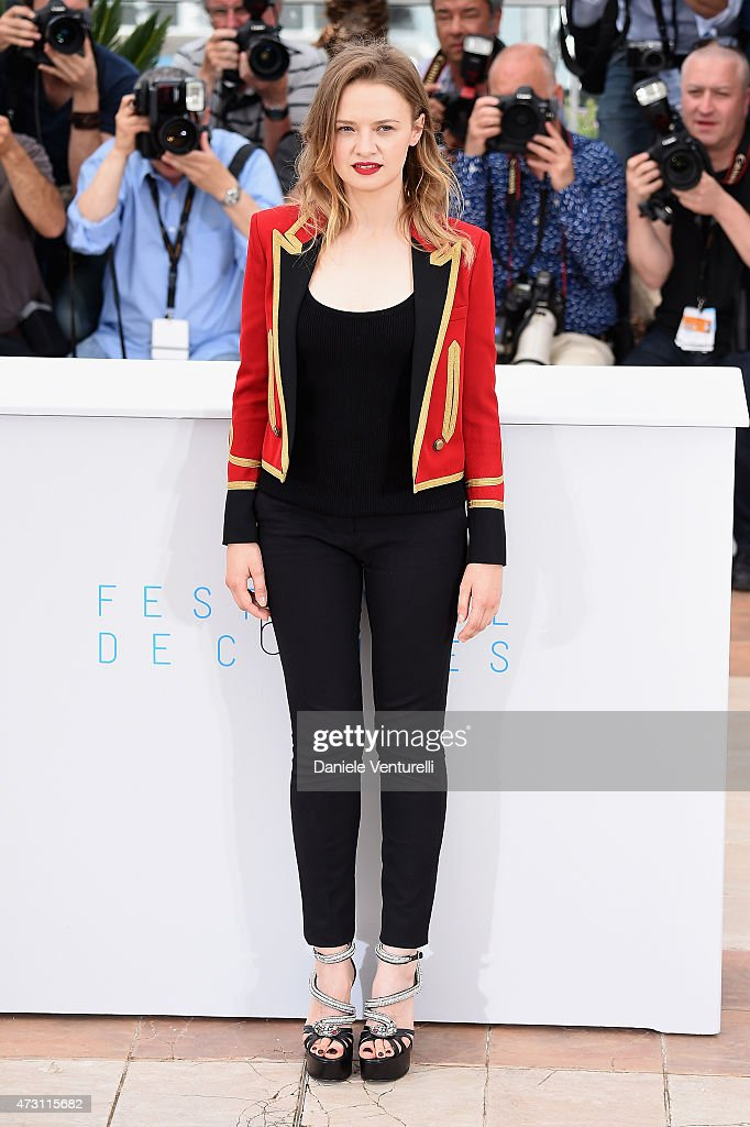 """La Tete Haute"" Photocall - The 68th Annual Cannes Film Festival"