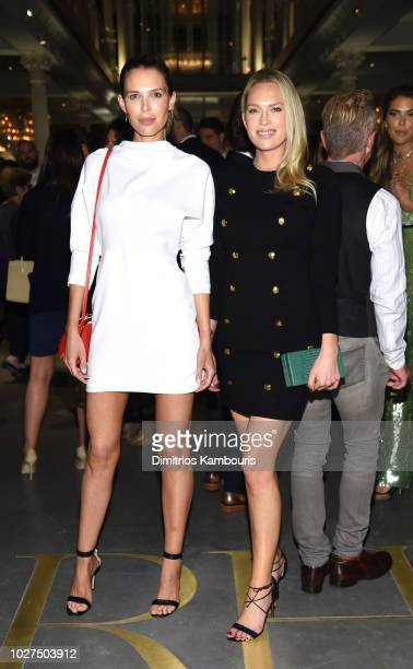 Actress Sara Foster and Writer/Influencer Erin Foster attend as RH Restoration Hardware celebrates the unveiling of RH New York at Restoration...