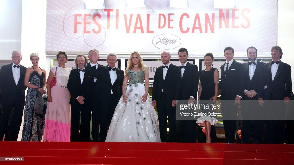 'Borgman' Premiere - The 66th Annual Cannes Film Festival