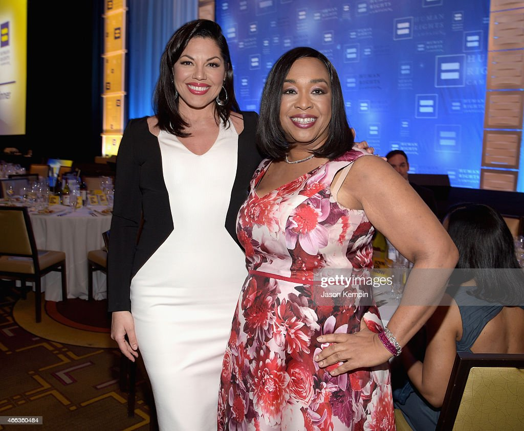 Human Rights Campaign Los Angeles Gala 2015 : Photo d'actualité
