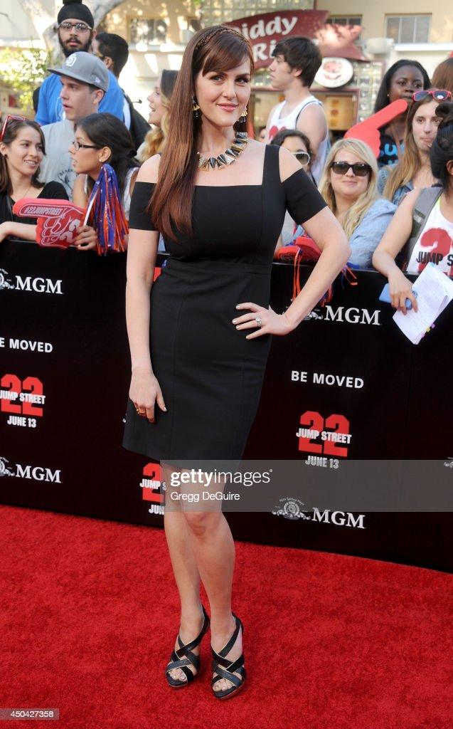 """22 Jump Street""  - Los Angeles Premiere - Arrivals"