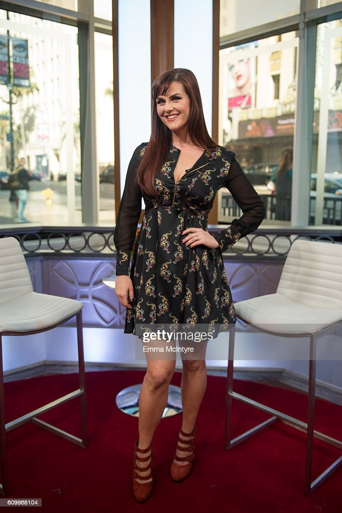 Sara Rue Visits Hollywood Today Live
