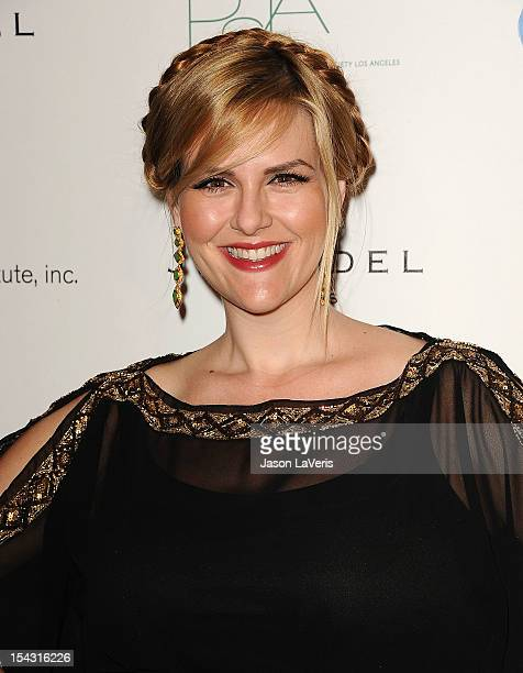 Actress Sara Rue attends the 3rd annual Autumn Party at The London West Hollywood on October 17, 2012 in West Hollywood, California.