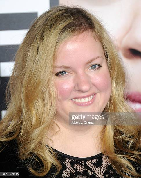 """Actress Sarah Baker arrives for the Premiere Of Universal Pictures' """"Identity Thief"""" held at Mann Village Theater on February 4, 2013 in Westwood,..."""