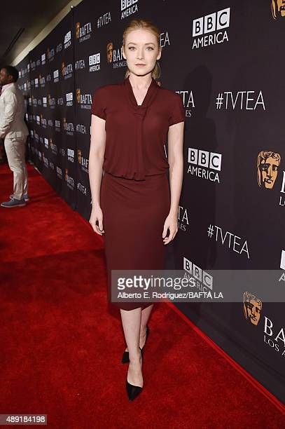 Actress Sarah Bolger attends the 2015 BAFTA Los Angeles TV Tea at SLS Hotel on September 19 2015 in Beverly Hills California