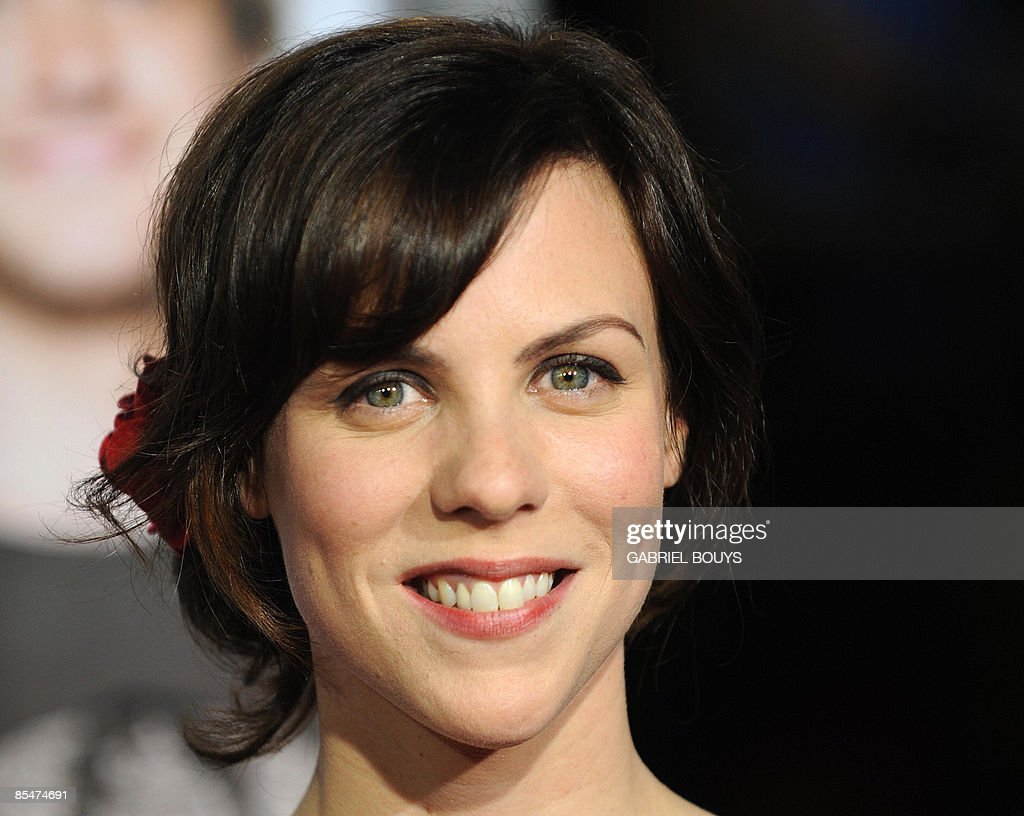 Actress Sarah Burns Arrives At The Premiere Of I Love You Man Held News Photo Getty Images