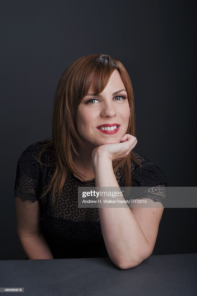 Actress Sarah Burns Is Photographed For Variety At The Tribeca Film News Photo Getty Images