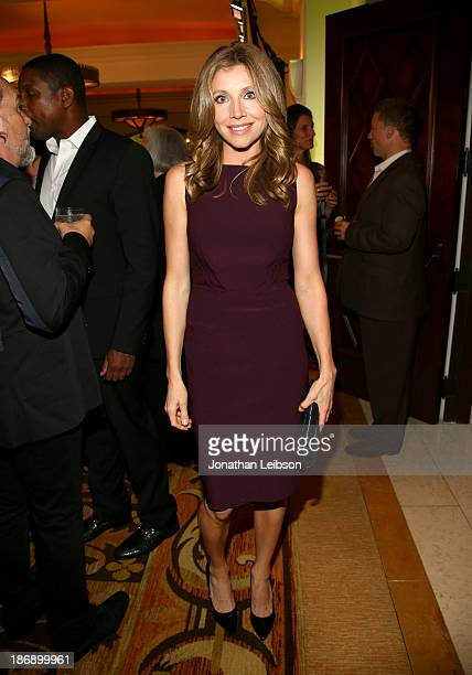 Actress Sarah Chalke attends Equality Now presents Make Equality Reality at Montage Hotel on November 4 2013 in Los Angeles California