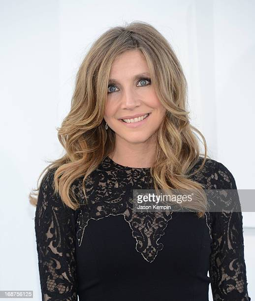 Actress Sarah Chalke attends the premiere of Paramount Pictures' Star Trek Into Darkness at Dolby Theatre on May 14 2013 in Hollywood California