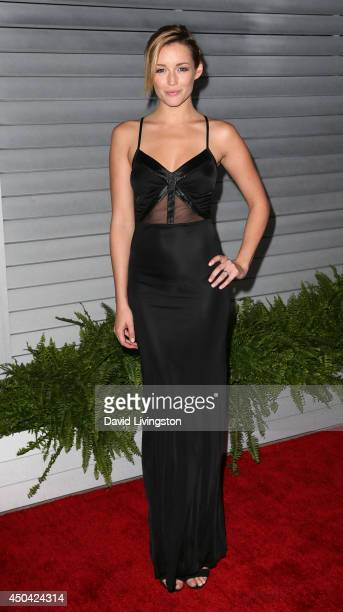 Actress Sarah Dumont attends the Maxim Hot 100 event at the Pacific Design Center on June 10 2014 in West Hollywood California