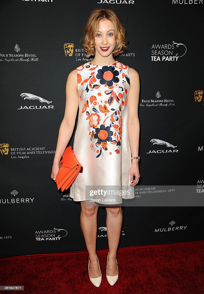 BAFTA LA 2014 Awards Season Tea Party