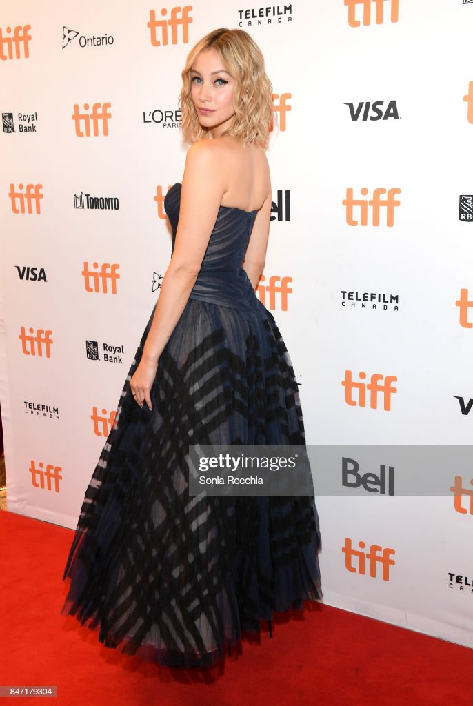 """The World Premiere Of The Limited Series """"Alias Grace"""" At The Toronto Film Festival"""
